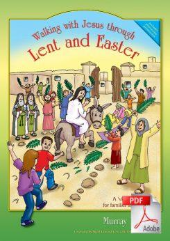 waking with jesus through lent and easter