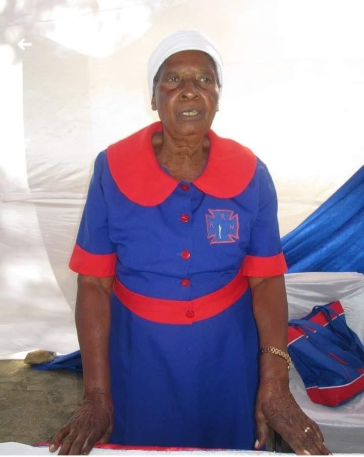 LIFE AND TIMES OF AN ICON - MARTHA MUDZENGERERE